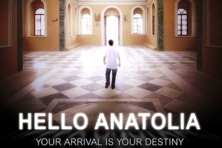 Hello Anatolia movie poster