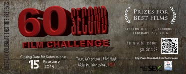 3D 60 SECONDSf